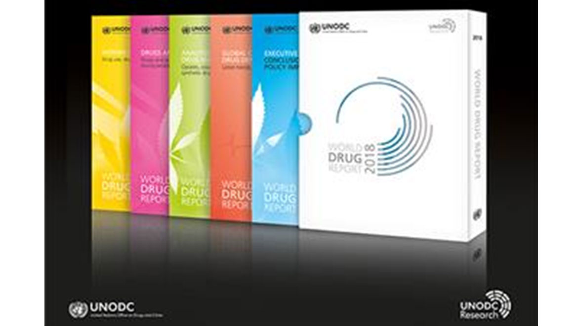 UN World Drug Day Report is released