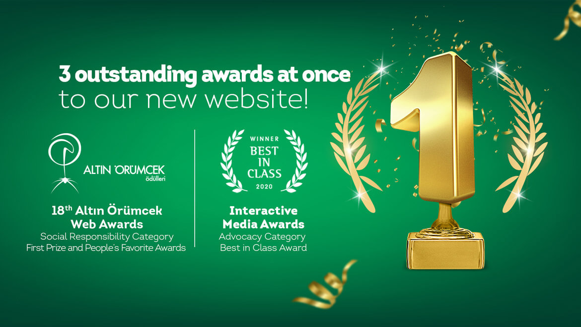 The Green Crescent Website Has Won National And International Awards