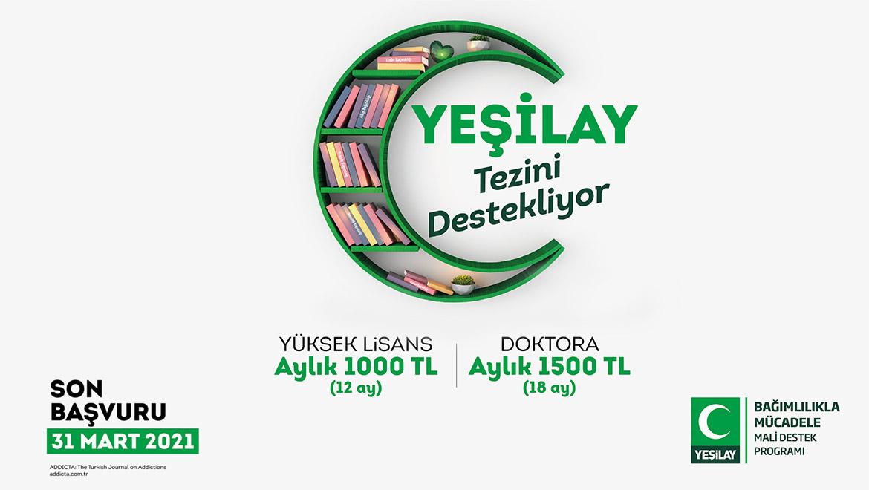 Yeşilay, Yüksek Lisans ve Doktora Öğrencilerine Burs Veriyor
