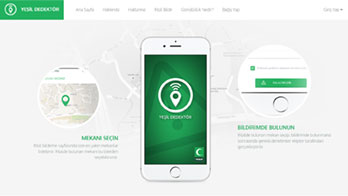 Green Detector Mobile Application